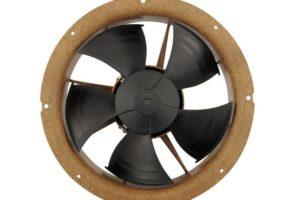 Geluidsvermogen bepalen van een ventilator