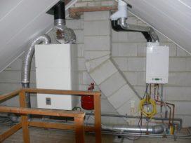 Warme ventilatielucht in Loosdrecht benut