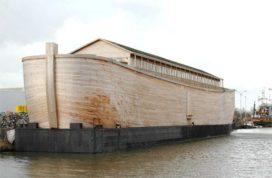Sprinklers voor de Ark van Noach