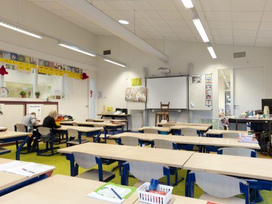 Binnenklimaat basisscholen beloond met Frisse Scholen Prijs