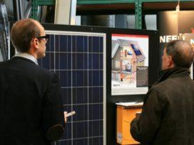 Infodagen zonne-energie bij Poppe Installatietechniek