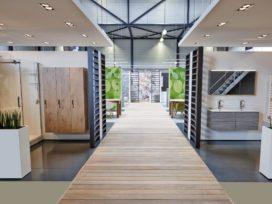 Internetwinkel badkamermarkt.nl opent showroom