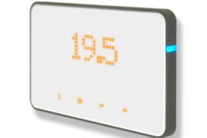 Subsidie voor slimme thermostaat en energiedisplay