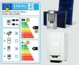 Energielabel verwarmingstoestellen verdrijft vr-ketel