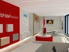 Jaga opent showroom in Praag
