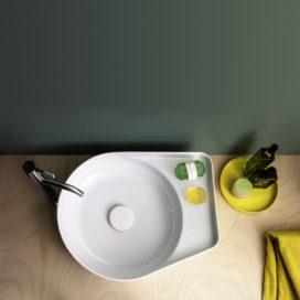 Designprijs voor badkamerlijn met ultradun keramiek