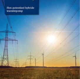Hybride warmtepomp voorkomt overbelasting elektriciteitsnet