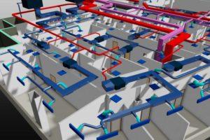 Standaardbestekken voor ventilatie in kantoren
