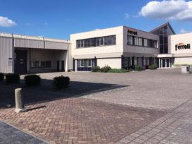 Ferroli Nederland verhuist