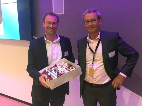Award voor WKO-manager NS stations