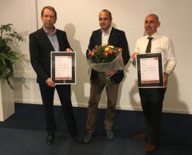 Unica haalt certificaat 'Ontruimingsalarmbedrijf'
