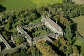 Circulaire waterzuivering voor abdij