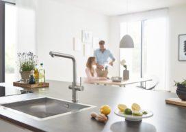 Bruisend water uit de keukenkraan