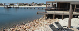 Energiezuinige verwarming en warm tapwater met warmtepomp voor luxe resort Punt West