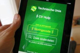 Storingscodes cv in handige app