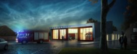 BIM-project: Brandweerkazerne Loosdrecht
