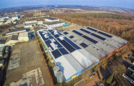 Papierproducent neemt 3.500 zonnepanelen in gebruik
