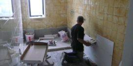 Vier finalisten wedstrijd snelle badkamer-renovatie Mitros