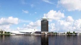 Zaterdaglevering biedt uitkomst bij renovatie A'DAM Toren