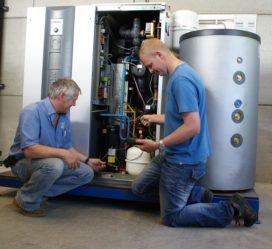 Opleiding essentieel bij ontwerp en installatie van warmtepompen