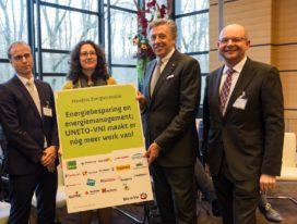 Uneto-VNI versterkt 'green skills' installateurs