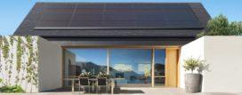 Tesla komt met meer gestroomlijnde zonnepanelen