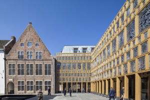 Stadhuiskwartier Deventer: duurzame hoofdbrekens