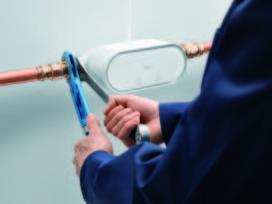 Waterschade voorkomen met sensor en waterregelaar