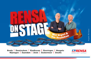 Rensa on Stage weer van start