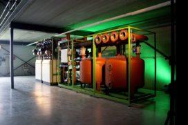 Dubotechniek opent energieneutraal bedrijfspand