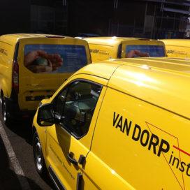 Van Dorp redt opnieuw wankelende branchegenoot