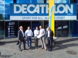 Croonwolter&dros aan de slag voor Decathlon