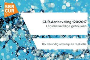 CUR-Aanbeveling voor legionellaveilige gebouwen