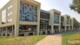 Nieuwbouw en renovatie universiteitsgebouw Gymnasion