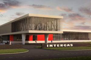 Intergas Verwarming krijgt nieuwe fabriekshal
