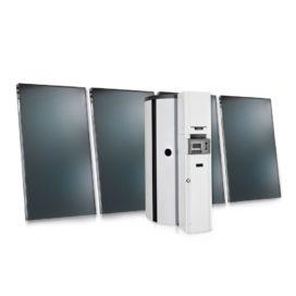 Zonneboilersystemen voor de woningmarkt