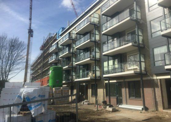 Moderne ventilatie maakt wooncomplex toekomstbestendig