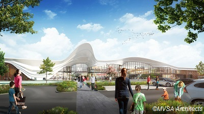 BIM aan de basis van Mall of the Netherlands