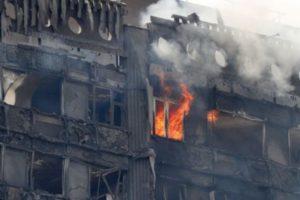 Had rookafzuiging averechts effect bij brand Grenfell-tower?