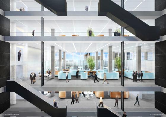 Geveltechniek en gebouwinstallatiegroeien naar elkaar