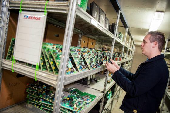 Rensa introduceert Groene Onderdelen Programma