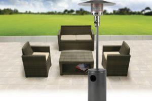 Norm voor terrasverwarmers op LPG gepubliceerd