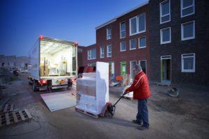 Regierol zorgt voor efficiënt logistiek proces