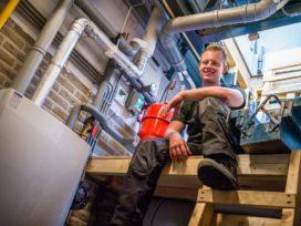 Julian van Lohuizen elfde op WorldSkills