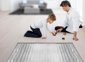 Elektrische vloerverwarming voor nat- en droogbouw