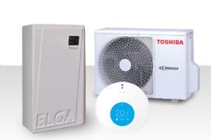 Slimme thermostaat voor hybride warmtepomp