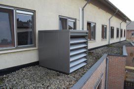 Omkasting voorkomt geluidsoverlast warmtepompen