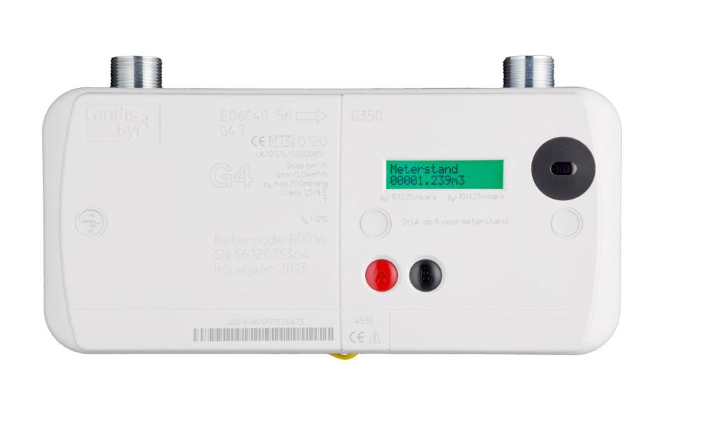 Slimme gasmeters kunnen gas gaan lekken door te kort schroefdraad van de koppeling