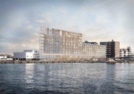 Volledig energieneutraal hotel ook architectonisch hoogstandje