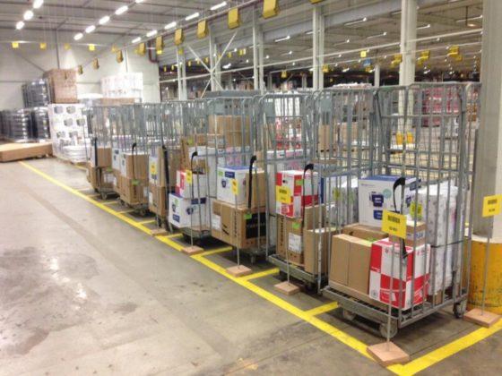 Integrale samenwerking op logistiek gebied